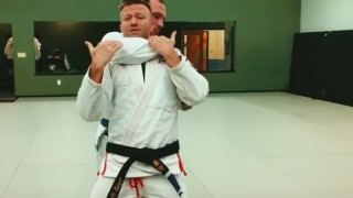 Proper Way To Defend a Standing Rear Choke