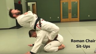 Jiu-Jitsu Drills | Conditioning and Mobility Partner Drills