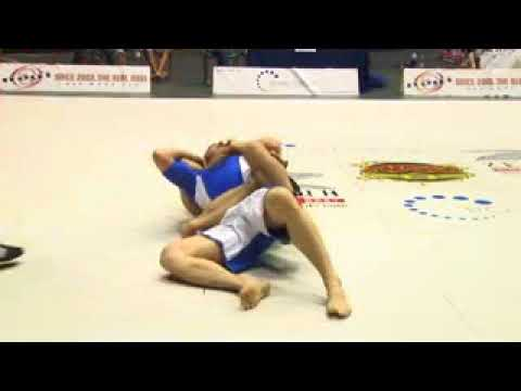 Flying guillotine to the kimura to the back to the RNC – Jeff Glover at ADCC 2009 (