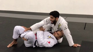 How To Pass The Deep Half Guard by Dimitrius Souza