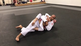 Kimura Counter Attack From Deep Half-Guard by Mark Plavcan feat Faria