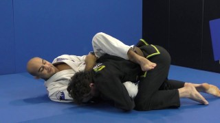 Omoplata Against Double Leg by Bernardo Faria