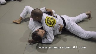Pedro Sauer: The Ultimate Side Control Escape