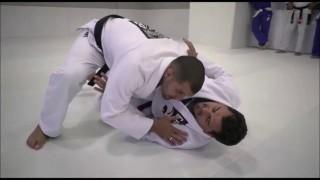 Smooth Half Guard Pass- Rodolfo Vieira