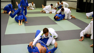 4 Ways to Roll with Lower Belts in BJJ for BJJ Competitions Prep