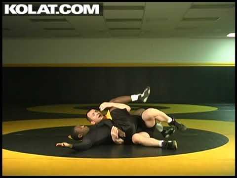 2 on 1 Tilt Inside Crotch Tilt –  Cary Kolat
