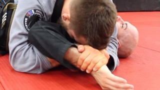 Awesome Keylock Setup from my White Belt Days (Kill the Frame) – Nick Albin