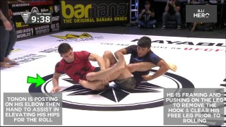 BJJ Quick Study – Garry Tonon Heel Hook Defense at EBI 13