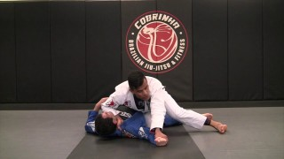 Collar Drag Sweep to the Mount Position I Cobrinha