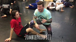 Craig Jones EBI Sneaky Backstep HeelHook Entry – ZombieProofBJJ