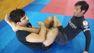 Enrico Cocco Pass To Heel Hook
