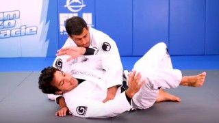 Side control escape turning your back- Gregor Gracie