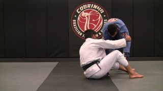 Guard Retention to the Back Take – Cobrinha