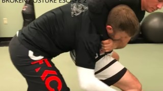 4 Jiu-Jitsu Escapes You Need from Headlocks