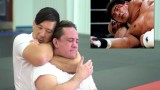 How To Set Up The Famous Rickson Gracie Rear Naked Choke- Henry Akins