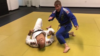 Invisible Choke From Side Control by Tom Oberhue