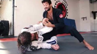 Kurt Osiander's Move of the Week – Knee Shield Pass
