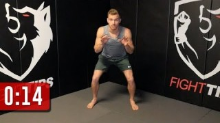 Lower Body Agility Workout for Grapplers