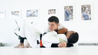 Opposite side choke + backtake – AOJ's Nick Bohli