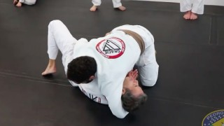 Pedro Sauer's Mousetrap Guillotine Escape & Sweep