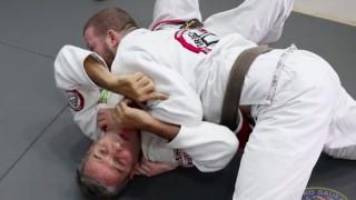 Pedro Sauer's Paper Cutter Choke Defense
