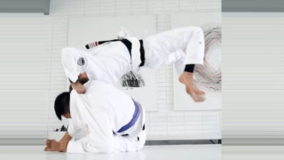Rafa Mendes Demonstrates some Serious Ninja Moves