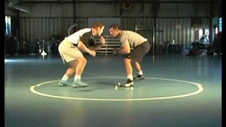 Reaction Drills: Ducking Under Collar Tie Drill- Cary Kolat