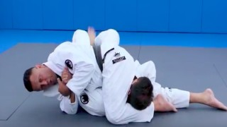 Triple Arm Attack Trap From Side Control – Renzo Gracie