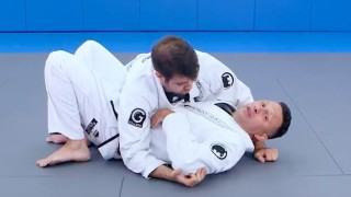Renzo Gracie's Favorite Side Control Escape