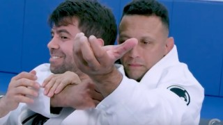 Ezequiel from the Back- Renzo Gracie