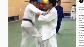 Funky footwork drills for judo – BJJ Scout