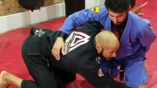 Side Control Escapes To Takedowns