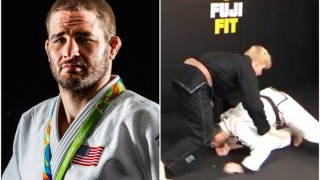 Ankle Pick For BJJ- Travis Stevens