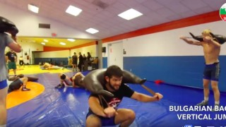 State Of The Art Wrestling Conditioning Circuit Training