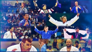 10 Brilliant judokas that haven't won World or Olympic gold