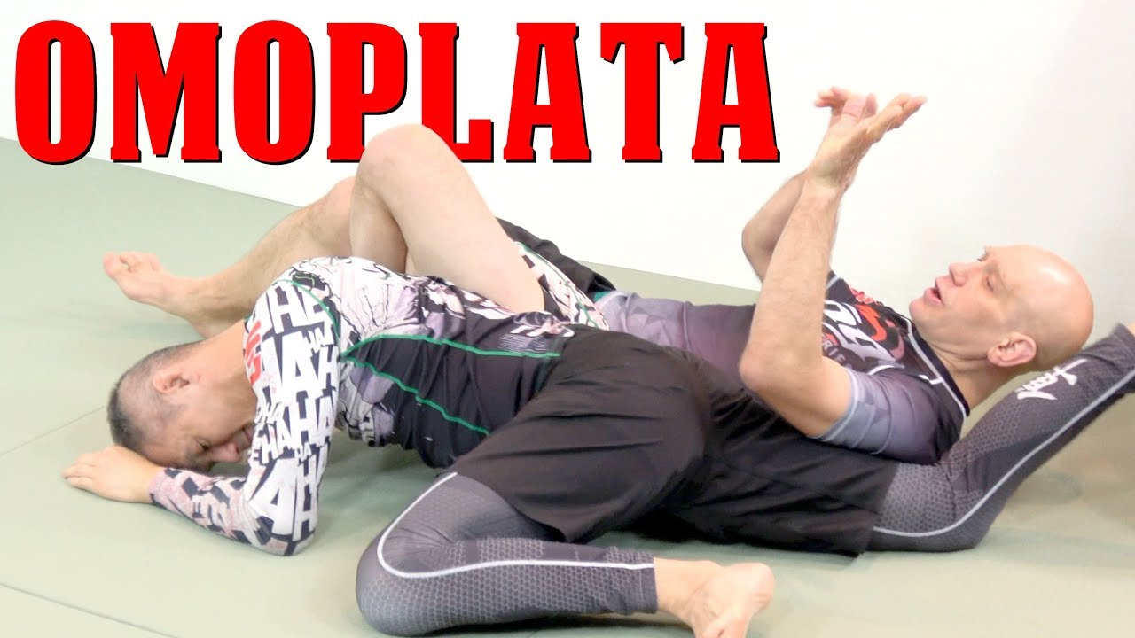 A Secret Omoplata Detail- Stephan Kesting
