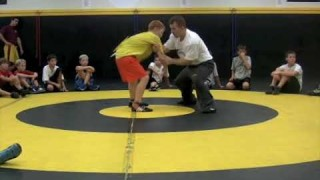 Arm Drag to Inside Foot Hook- Cary Kolat