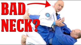 Can You Train BJJ with a Bad Neck?