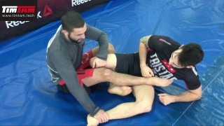 Cross Ankle Leg Lock Escape – Coach Zahabi