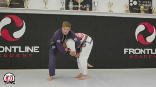 Crucifix From The Kimura- Sebastian Brosche