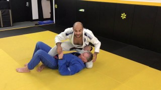 Different Deep Half Guard Sweep by Nathan Jeffers