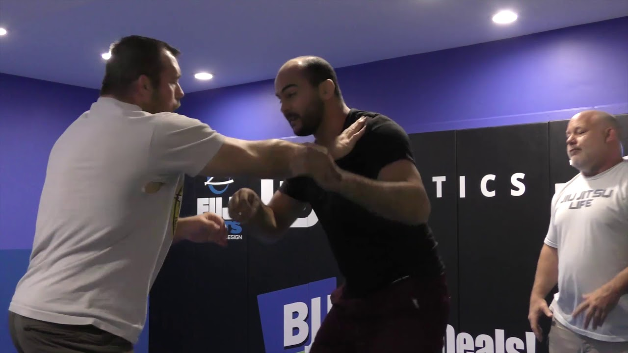 How To Deal with Multiple Attackers by Dean Lister