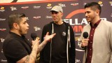 Interview with Legendary Royce Gracie, before his son Khrony's Bellator 192 debut