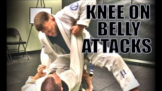Jiu-Jitsu – Knee on Belly Attacks