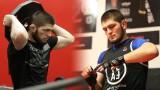 Khabib Nurmagomedov Strength & Conditioning Training