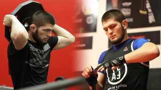 Khabib Nurmagomedov Strength & Conditioning Training
