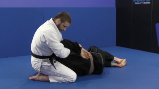 Kimura From Side Control Top Position by Travis Stevens