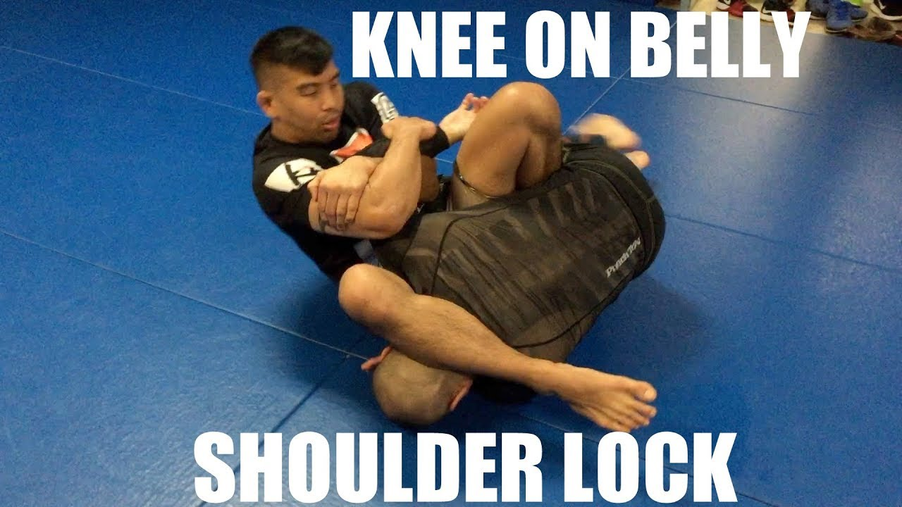 Knee on Belly | Shoulder Lock with Professor Kris Kim