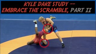 Kyle Dake Study — Embrace the Scramble, Part II: Finishes