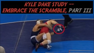 Kyle Dake Study — Embrace the Scramble, Part III: Counters